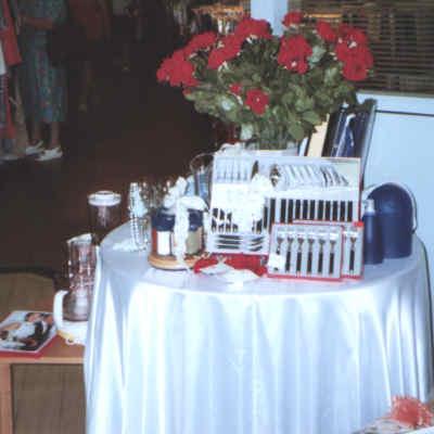 Hochzeitstisch for Karstadt hochzeitstisch